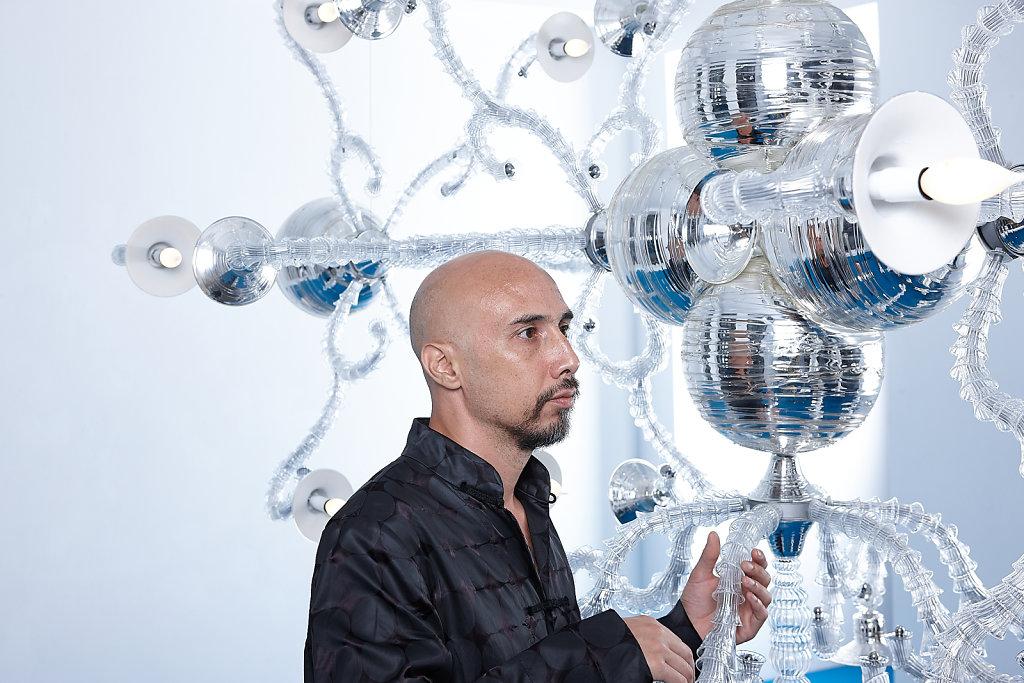 Sebastian Errazuriz for David Gill